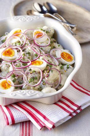 Lekkerste aartappelslaai   SARIE   Best potato salad