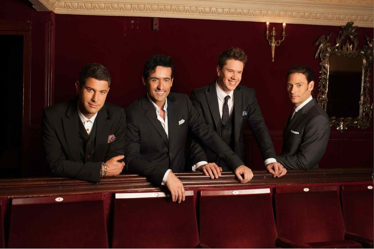 65 best images about il divo on pinterest to say goodbye unchained melody and wicked game - Il divo unchained melody ...