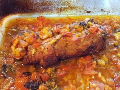 Wie kocht man Rippchen a la Osso bucco - Dicke Rippe - Der Bio Koch