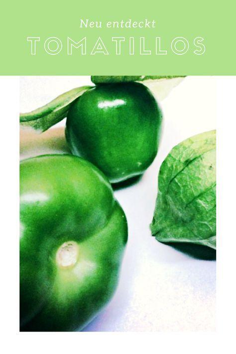 Neu entdeckt: Südamerikanische Tomatillos. Gerade wenn mexikanische Gerichte richtig authentisch schmecken sollen, kommt man an Tomatillos nicht vorbei. Mit ihrem fruchtig-frischen Geschmack sind die Tomatillos eine beliebte Zutat für Salsa. Mit Rezept.