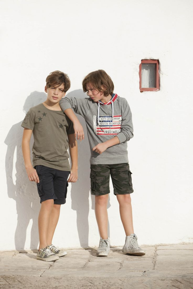 Fred Mello kids collection #springsummer14 #collection