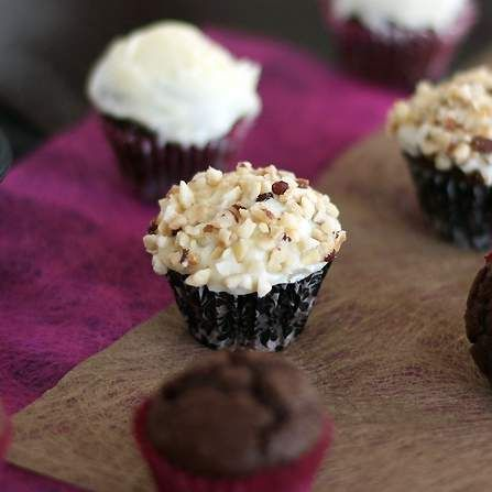 Recipe 3 ingredient cupcakes by Food 4 Thought - Recipe of category Baking - sweet