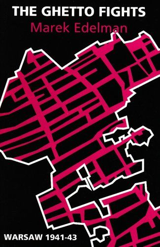 The Ghetto Fights: Warsaw 1941 - 43 by Marek Edelman,http://www.amazon.com/dp/090622456X/ref=cm_sw_r_pi_dp_bqppsb07C78JEA0Q