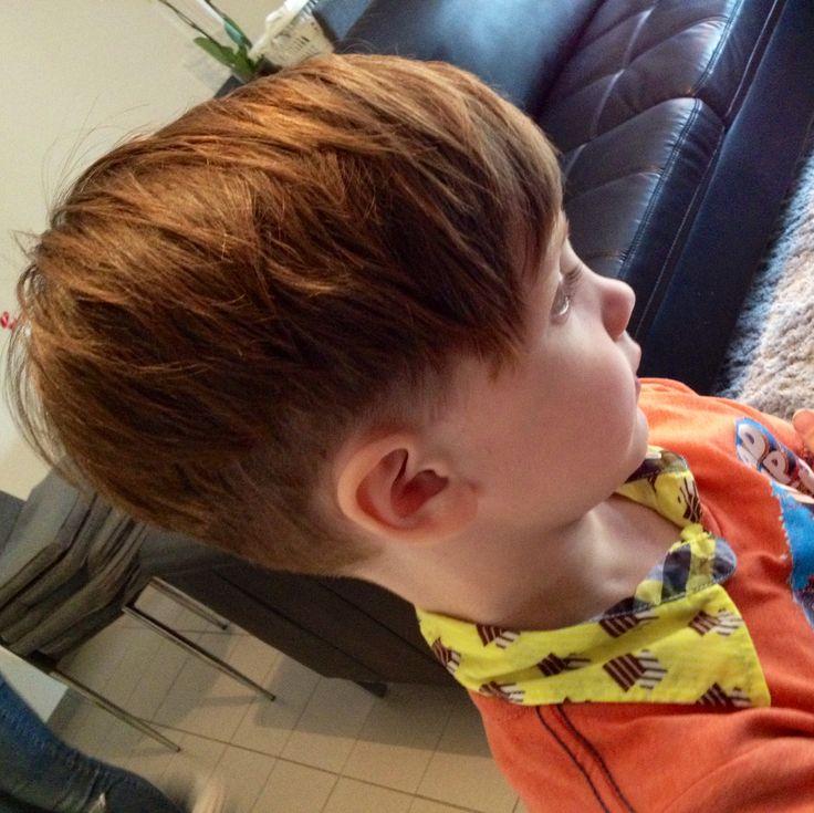 Little boy haircut!!!