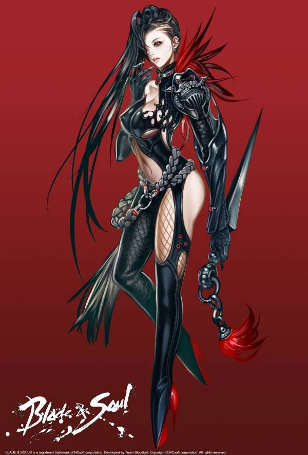 ✯ Blade and Soul ✯
