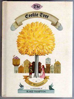 The cookie tree by jay Williams.  Love this book!