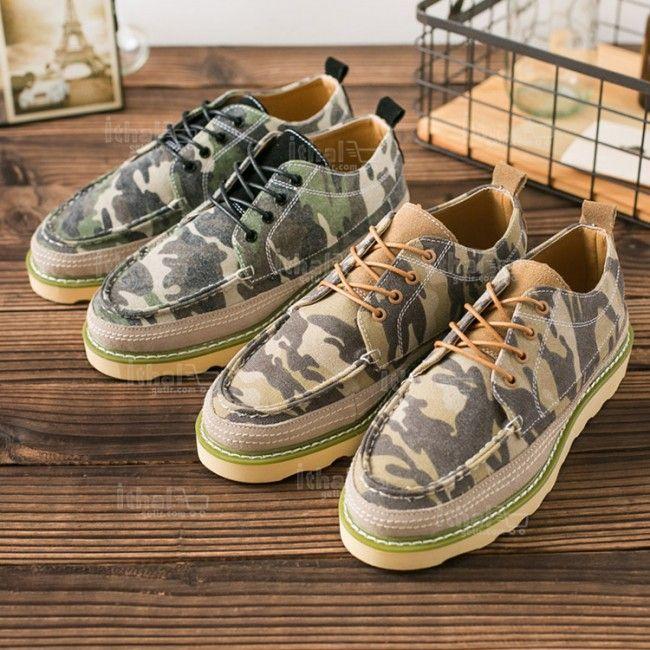 Yüksek Kaliteli Malzemelerden Üretim Moda Erkek Ayakkabı Modelleri - 571582 - 19