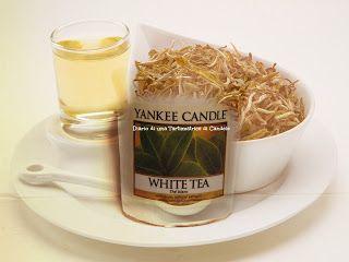Diario di una Tartizzatrice di Candele: WHITE TEA
