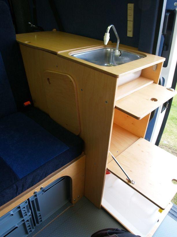 68 best Homemade Camper Van images on Pinterest   Van camping, Vans and Motor homes
