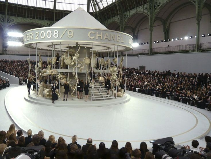 Best of Fashion Show Venues/ CHANEL