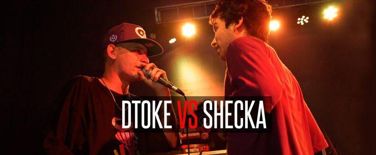 DTOKE VS SHECKA - LA REVANCHA - HH SUR PRODUCCIONES FULL HD