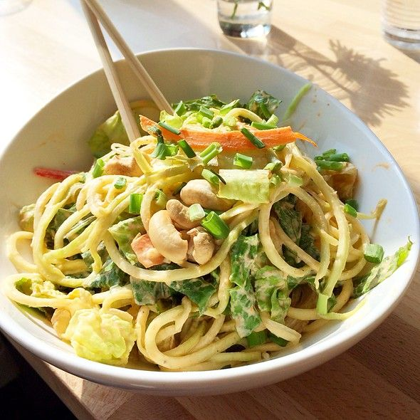 Pad Thai @ Rawlicious Guelph #guelphfood