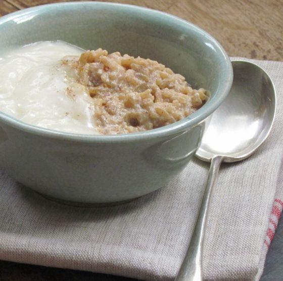 Cardamom Rice Pudding - Ayurveda