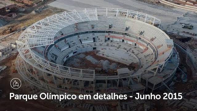 PÁGINAS AO VENTO: Olimpíadas Rio/2016: Parque Olímpico