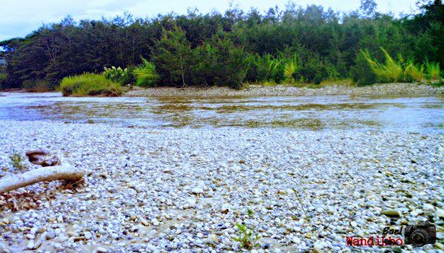 Mbarlima Sungai Baliem. Wamena, Papua
