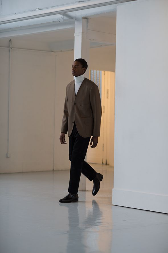 The Sartorialist / The Dilemma of the White Turtleneck  // #Fashion, #FashionBlog, #FashionBlogger, #Ootd, #OutfitOfTheDay, #StreetStyle, #Style
