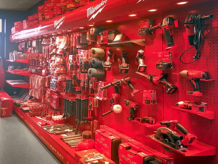 Milwaukee tools, narzędzia