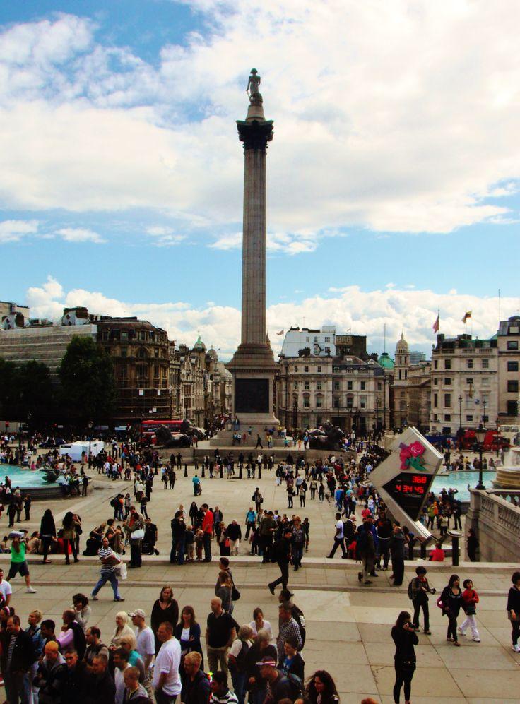 Trafalgar Square- London