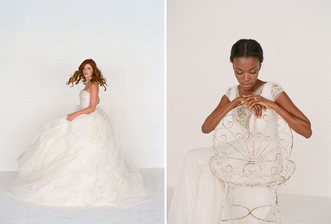 Fashion + Beauty Trends for 2013 from The Knot Magazine