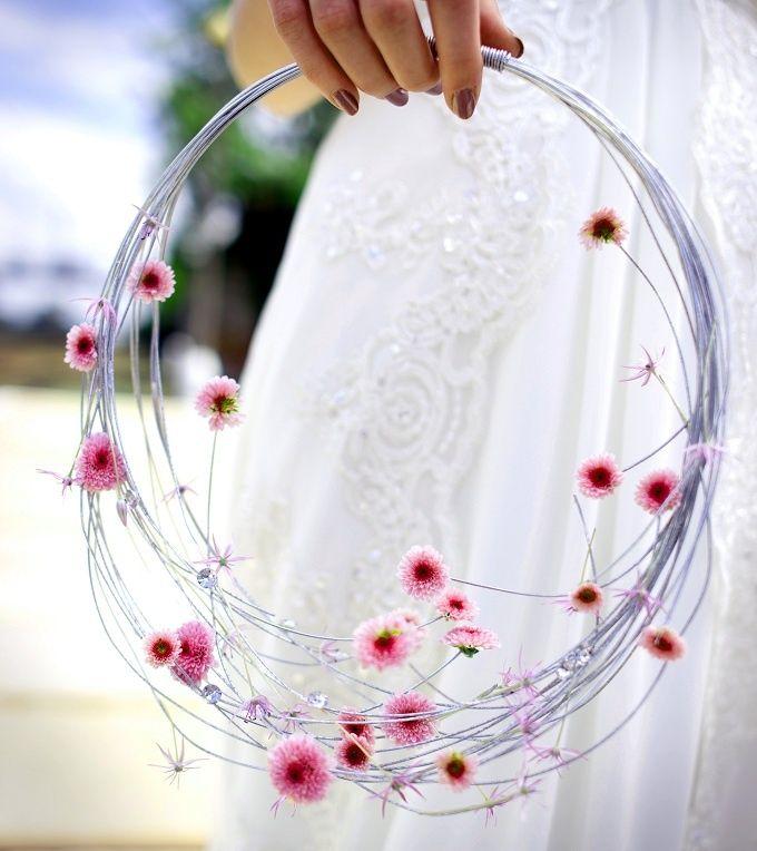 17 mejores ideas sobre ramos de flores de tela en - Ramos de flores modernos ...