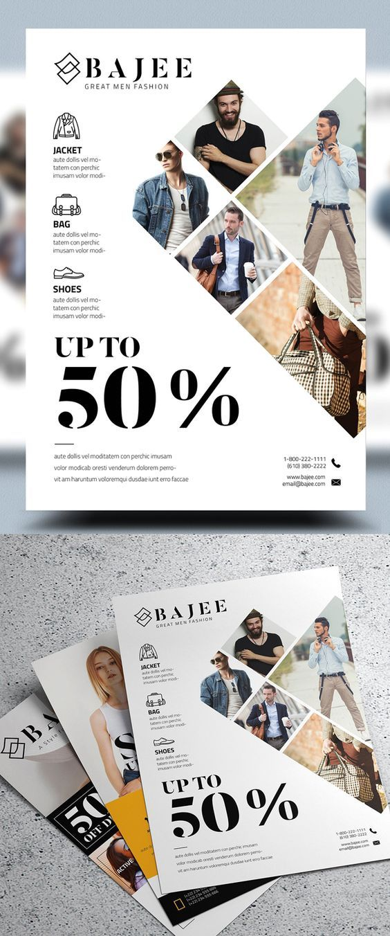 50 amazing flyer examples templates and design tips new flyer