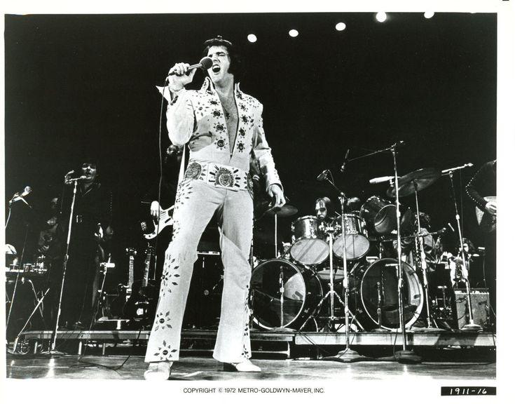 Elvis Presley 1972 8x10 Original photo T2900 | eBay