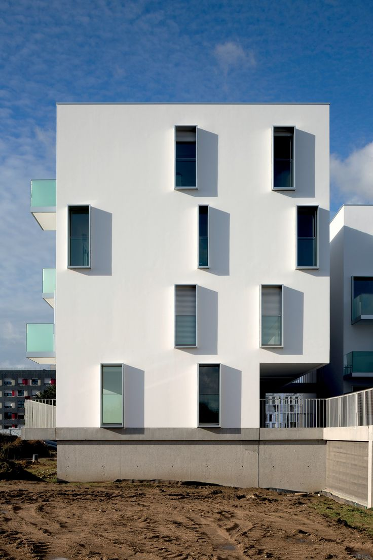 Gallery of Canopia Park Housing / BABIN+RENAUD - 10