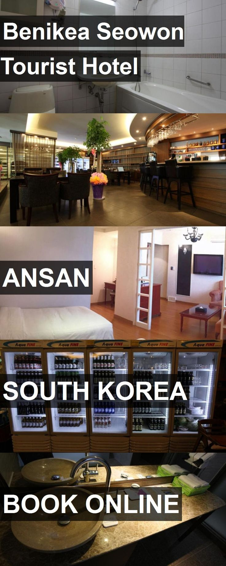 Benikea Seowon Tourist Hotel in Ansan, South Korea. For more information, photos, reviews and best prices please follow the link. #SouthKorea #Ansan #travel #vacation #hotel