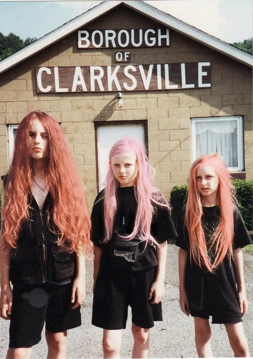 so tempted to dye my hair peachy pink all the time. constant struggle.