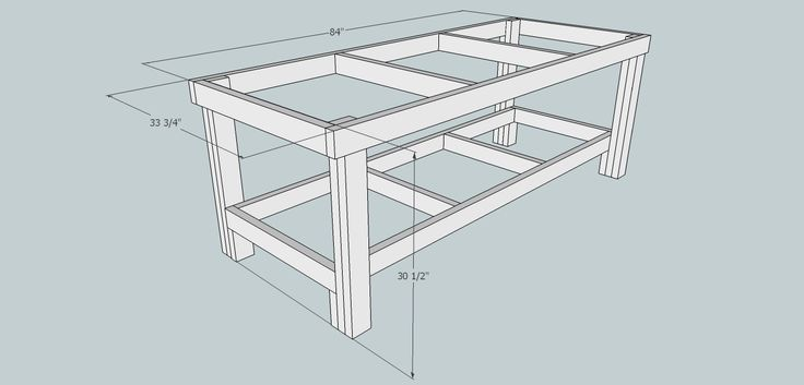 Golden ratio workbench frame sketchup goldenratio Designing kitchens with sketchup pdf
