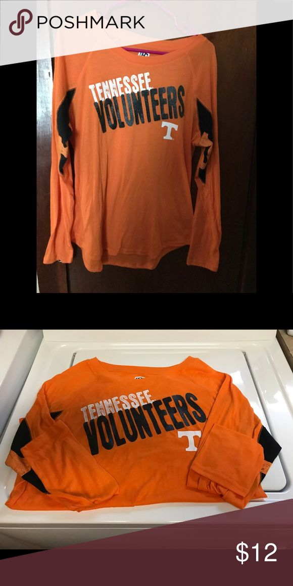 New Tennessee T shirt Long sleeve hands High Tops Tees - Long Sleeve
