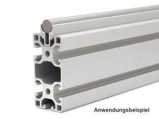 Wellenklemmprofil - Welle 10 Nut 8 I-Typ - (12,00 EUR/m + 0,25 EUR pro Schnitt) dold-mechatronic