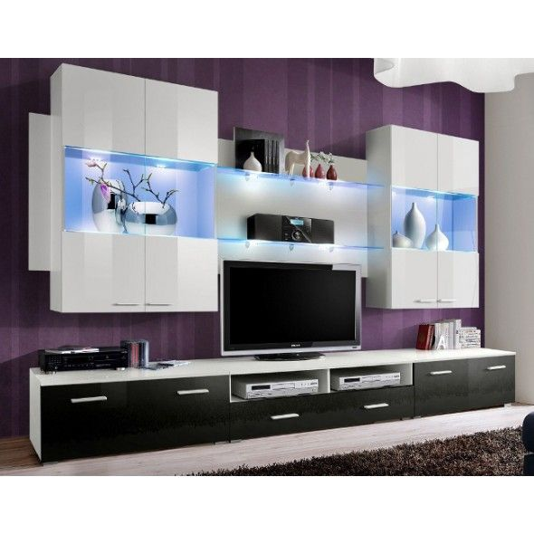 28 best wall units images on Pinterest | Home ideas, Wall units and ...
