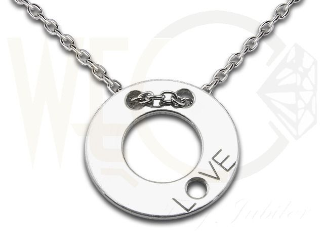 Srebrny wisiorek / Pendant made from silver / 40 PLN #silver #jewelry #jewellery #necklace #wisiorek #srebro #bizuteria