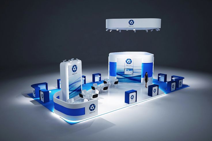 """Exhibition Stand for """"Pocaton"""" designed by GM design group #exhibitionstands #exhibition #stand #booth #gmdesigngroup #gmdesign #gm #design"""