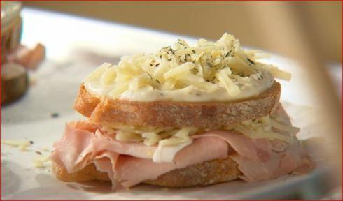 Croque Monsieur _ Martha Stewart's Cooking School   Cooking Shows   PBS Food
