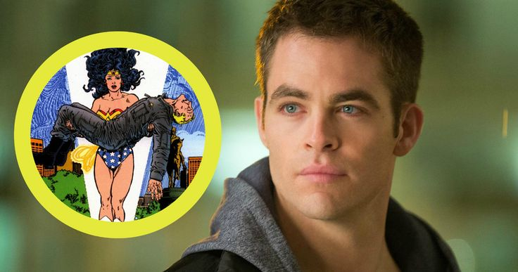 'Wonder Woman' Has Chris Pine Playing Multiple Trevors? -- The first photo of Chris Pine on the 'Wonder Woman' set has sparked a rumor that the actor is playing more than one version of Steve Trevor. -- http://movieweb.com/wonder-woman-movie-chris-pine-multiple-steve-trevor/