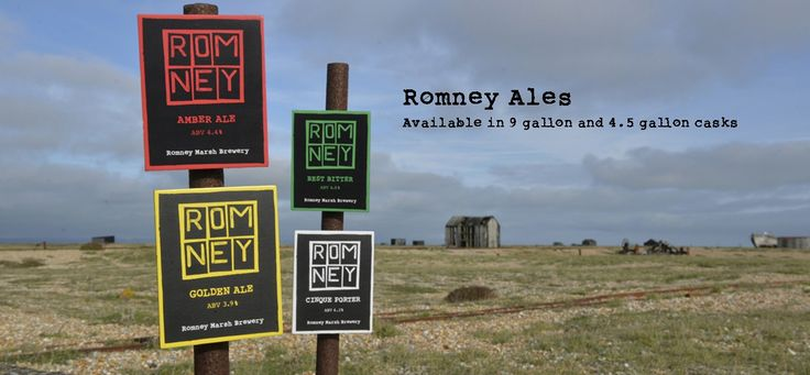Romney Marsh Brewery is a family-run brewery in a unique rural setting – Romney Marsh, Kent - brewing distinctive and accessible ales for beer lovers and beer newcomers everywhere.