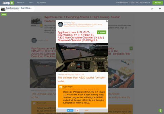 flygcforum com ✈ FLIGHT-SIM-WORLD #7 ✈ X-Plane 11 A320 Neo