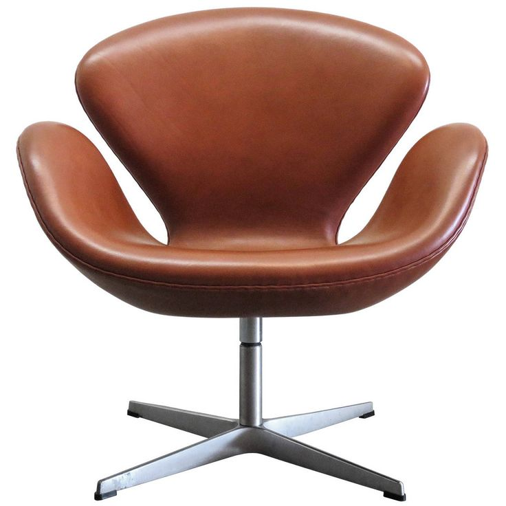 Arne Jacobsen, Swan Chair, Model 3320 | See more antique and modern Armchairs at http://www.1stdibs.com/furniture/seating/armchairs