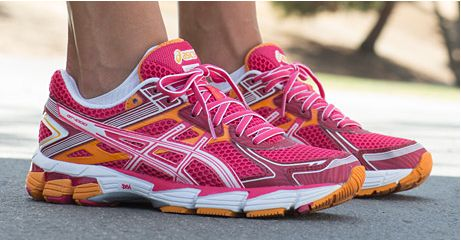 Just got thesis...logged many miles on my last Asics!  ASICS Running Shoe