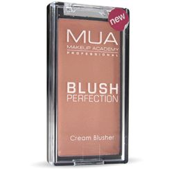 MUA Blusher Perfection Cream Blusher Blossom