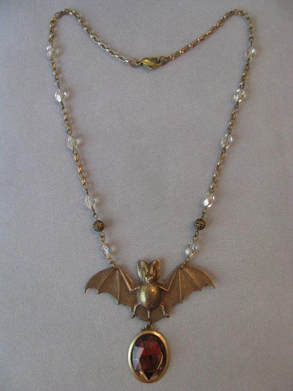Macabre necklace