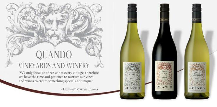Quando Wines - Quando Vineyards and Winery