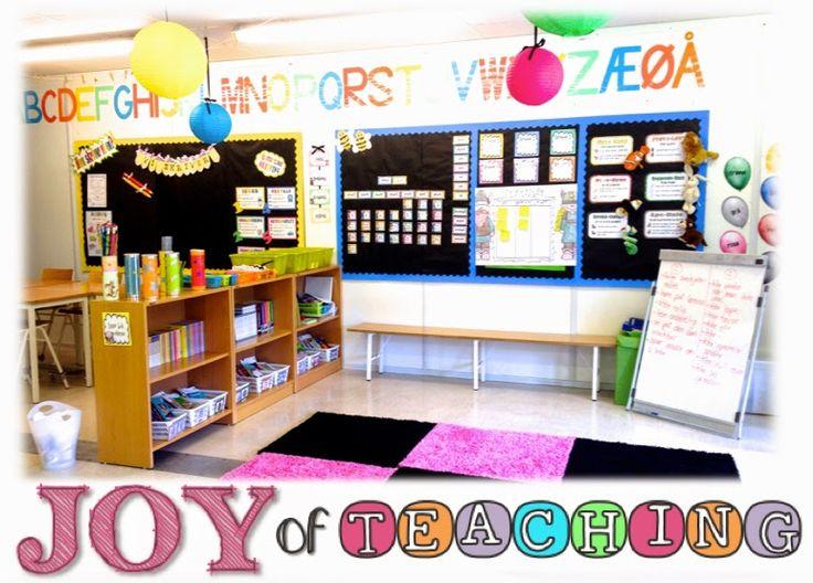 Joy of Teaching: Visit My Classroom