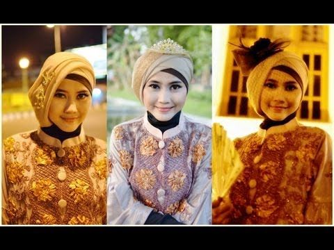 Tutorial Hijab Modern Paris | Tutorial Hijab Pesta dan Wisuda by Didowardah - Part #24