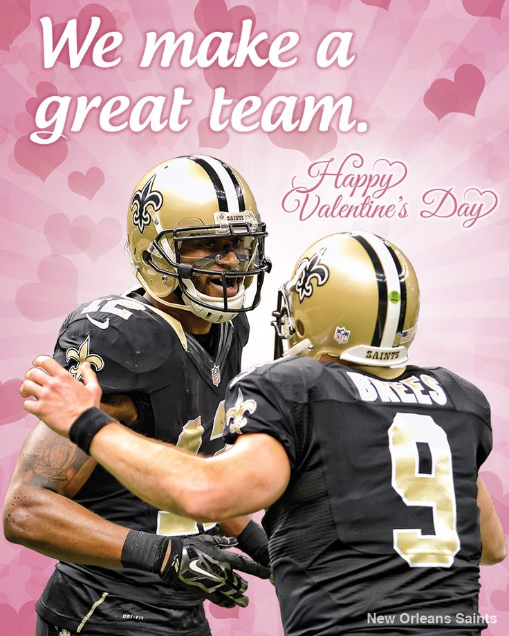 New Orleans Saints Christmas Cards