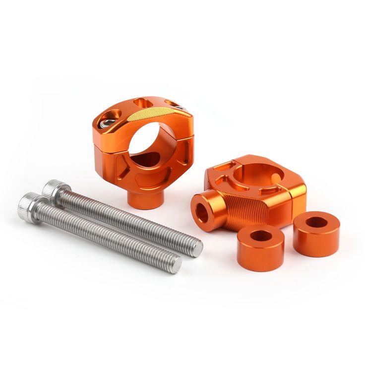 Mad Hornets - Riser Handlebar Support Bar Clamp height 40mm 50mm KTM 690 DUKE SMC-R LC4, Orange, $49.99 (http://www.madhornets.com/riser-handlebar-support-bar-clamp-height-40mm-50mm-ktm-690-duke-smc-r-lc4-orange/)