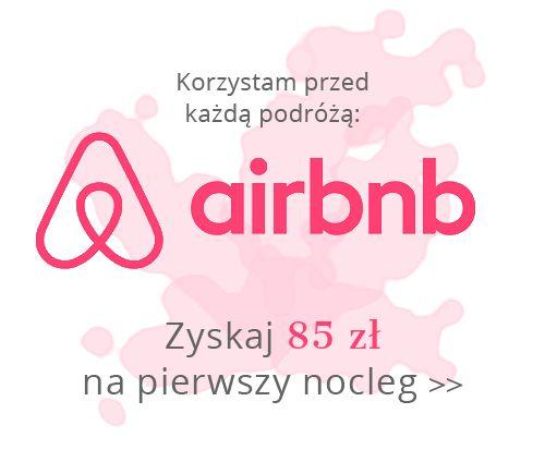 airbnb zniżka 85 zł