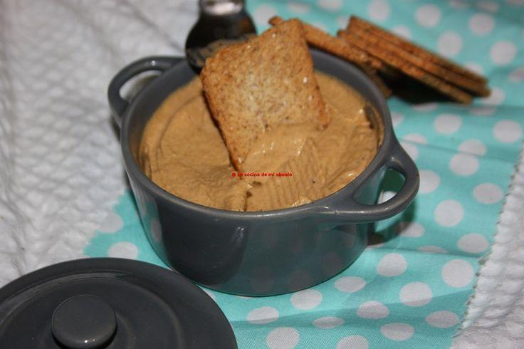 La cocina de mi abuelo receta pat de mejillones en escabeche aperitivos y entrantes pinterest - La cocina de mi abuelo ...